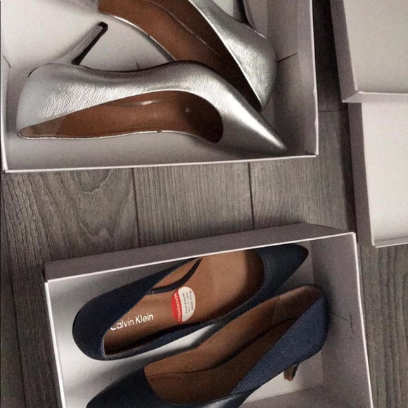 Calvin Klein shoes for ladies sizes 6